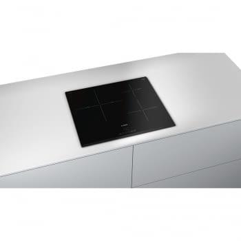 Placa de Inducción Bosch PID631BB1E   60 cm   3 Zonas - Max. 32 cm   Función Sprint   TouchSelect   Serie 4 - 4