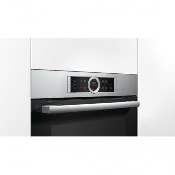 Horno Vapor Bosch HRG635BS1| Cristal Negro | Multifunción | A+ promocionado - 5