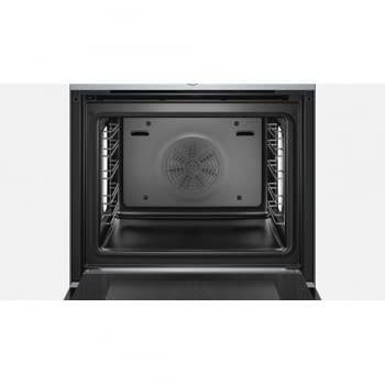 Horno Vapor Bosch HRG635BS1| Cristal Negro | Multifunción | A+ promocionado - 6