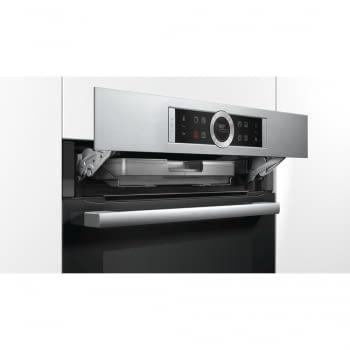Horno Vapor Bosch HRG635BS1| Cristal Negro | Multifunción | A+ promocionado - 7