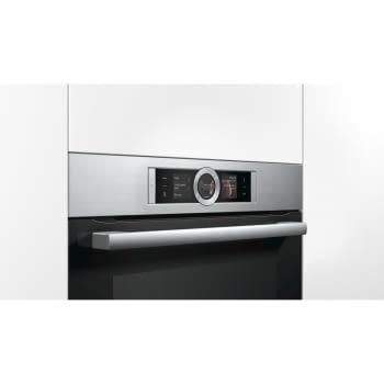 Horno Bosch HBG6764S1 Pirolítico Inoxidable de 60 cm con termosonda PerfectRoast, cocción 4D | Clase A+ | Serie 8 - 5