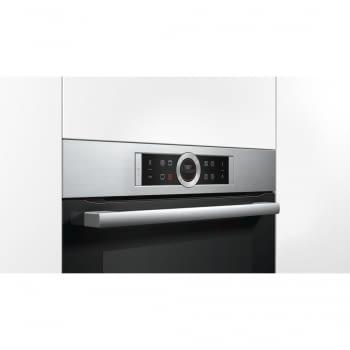 Horno Bosch HBG635NS1 Inoxidable de 60 cm | Recetas pre-programadas Gourmet | Calentamiento 4D Profesional | Clase A+ - 5