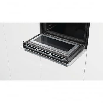 Bosch CMG633BW1 Horno Microondas Multifunción Compacto 45cm | Cristal Blanco | Abatible | Stock - 3