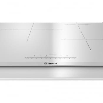Bosch PID672FC1E Inducción 60cm Blanca | 3 Zonas inducción (32cm, 21cm, 15cm) - 2