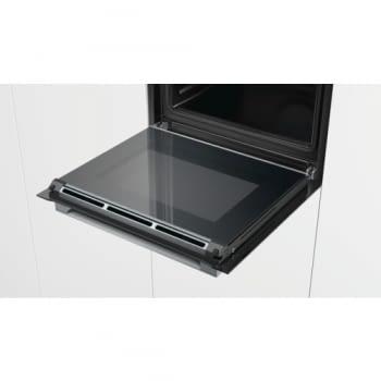 Horno Bosch HBG675BB1 Negro de 60 cm Multifunción Pirolítico con Calentamiento 4D Recetas Gourmet y Clase A+ | Serie 8 - 4