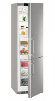 LIEBHERR CBNef 4815 COMBI INOX NO FROST BIOFRESH 201x60x66,5cm A+++ BLUPERFORMANCE