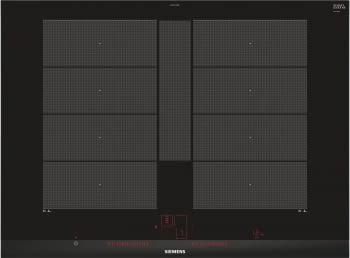 Placa de Inducción Siemens EX775LYE4E Flexible Plus de 70 cm | Función powerMove | Control lightSlider | iQ700