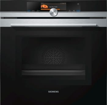 Horno Microondas Siemens HN678G4S6 Pirolítico Inoxidable con Vapor | Wifi Home Connect | iQ700