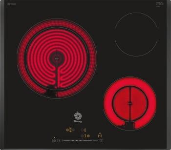 BALAY 3EB765LQ VITROCERAMICA 3 ZONAS MAX 28CM | STOCK