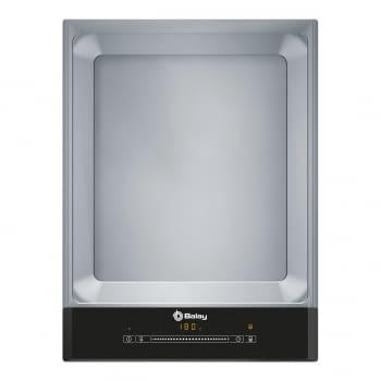 Placa Teppan Yaki Balay 3EB640LQ 40cm con Tapa de Cristal Templado | Cocción Premium
