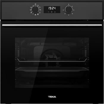 Horno Teka HSB 630 P Pirolítico de 60 cm Negro con 8 funciones a 5 alturas Clase A+