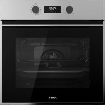 Horno Teka HSB 635 de 60 cm A+ Inoxidable con 8 funciones de cocción a 5 alturas | STOCK