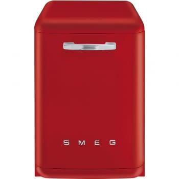 Lavavajillas Smeg LVFABRD Color Rojo Libre Instalación Estética Retro Años 50 A+++ | Instalación Disponible - 2