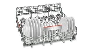 Lavavajillas Bosch SMS68TI03E Inoxidable antihuellas de 60 cm para 14 Servicios | Secado mediante Zeolitas | Motor EcoSilence A+++ | Serie 6 | Stock - 3