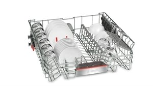 Lavavajillas Bosch SMS68TI03E Inoxidable antihuellas de 60 cm para 14 Servicios | Secado mediante Zeolitas | Motor EcoSilence A+++ | Serie 6 | Stock - 4