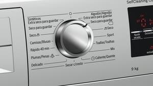 Secadora Inox Bosch WTG8729XEE 9kg A++ Bomba Calor Autolimpiable Promocionada - 3