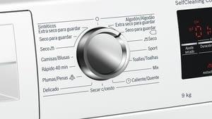 Secadora Bosch WTG87239EE Bomba de Calor 9Kg A++ Condensador Autolimpiable - 4