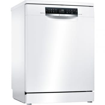 Lavavajillas Bosch SMS68TW03E Blanco 60cm Tres Bandejas y Secado por Zeolitas A+++ | Instalación Disponible