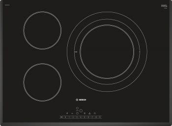 Placa Vitrocerámica Bosch PKD751FP1E de 70 cm con 3 Zonas de cocción con función Sprint | DirectSelect | Serie 6