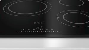 Placa Vitrocerámica Bosch PKK651FP2E de 60 cm con 3 Zonas de cocción con función Sprint | DirectSelect | Serie 6 - 4