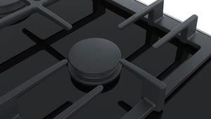 Placa de Gas Bosch PRB3A6D70 | 30 cm | Wok | Modular | Gas Natural | 2 Quemadores | FlameSelect | 9 niveles de potencia | Serie 8 - 4