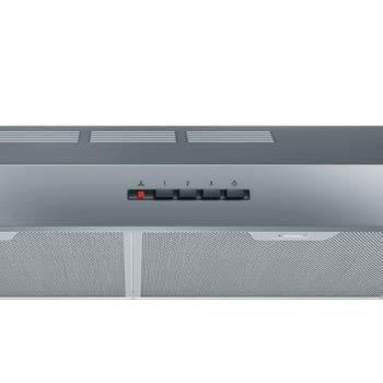 Campana Convencional Bosch DUL63CC55 Inoxidable de 60 cm a 350 m³/h | Clase D | Serie 4 - 2