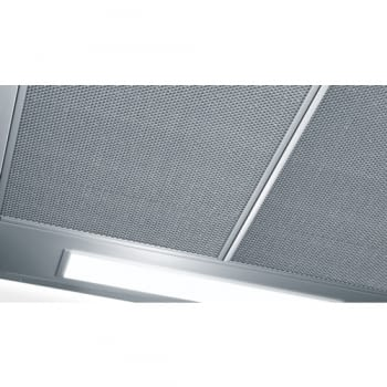 Campana Convencional Bosch DUL63CC55 Inoxidable de 60 cm a 350 m³/h | Clase D | Serie 4 - 5