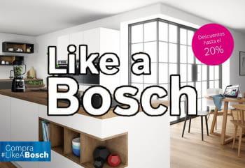 Campana decorativa de pared Bosch DWK98JQ60 en Cristal Negro de 90 cm a 836 m³/h | Motor EcoSilence Clase A+ | Serie 6 - 2