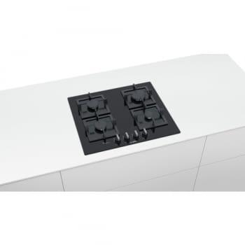 Placa de Gas Natural Bosch PPP6A6B20 de 60 cm con 4 Quemadores FlameSelect a 9 niveles | Serie 6 - 3