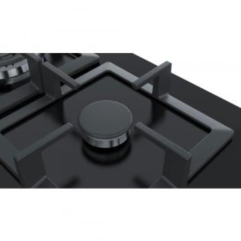 Placa de Gas Natural Bosch PPP6A6B20 de 60 cm con 4 Quemadores FlameSelect a 9 niveles | Serie 6 - 4