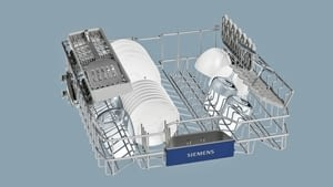 Lavavajillas Siemens SN258W02IE Blanco 60cm   13 Servicios   Secado por Zeolitas   A+++ - 4