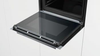 Horno Siemens HR675GBS1 Pirolítico Inoxidable de 60 cm con Vapor | Recetas programadas cookControl | Clase A+ | iQ700 - 2