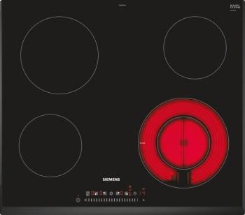 SIEMENS ET651FFP1E VITROCERAMICA 60CM 4 ZONAS MAX 21CM