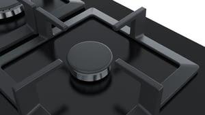 SIEMENS EP6A6CB20 Placa Gas 60cm Cristal Negro 3 Fuegos - 4