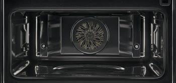 Horno AEG KEE542020M Compacto Inox antihuellas 45 cm Multifunción SenseCook Sonda Térmica A+ - 5