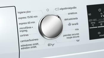 Siemens WM14T491ES Lavadora 9KG Carga Frontal | 1400RPM | A+++ -30% | Varioperfect - 4