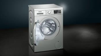 Siemens WU12Q48XES Lavadora 8kg Inox Antihuellas | 1200rpm | A+++ -30% | Promocionada - 2