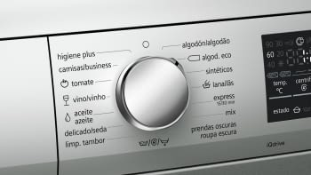Siemens WU12Q48XES Lavadora 8kg Inox Antihuellas | 1200rpm | A+++ -30% | Promocionada - 4