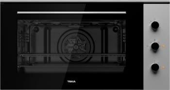 Horno Teka HSF 900 Inoxidable de 90cm con 77L con 7 funciones de cocción a 5 alturas y Clase A