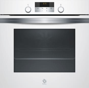 BALAY 3HB5358B0 HORNO CRISTAL BLANCO MULTIFUNCION ABATIBLE A SERIE CRISTAL STOCK