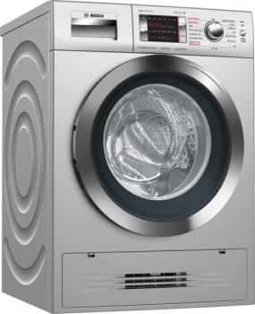Lavasecadora Inox Bosch WVH2849XEP Lavado 10Kg Función Secado 6Kg 1400rpm Bajo Consumo