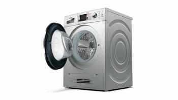 Lavasecadora Inox Bosch WVH2849XEP Lavado 10Kg Función Secado 6Kg 1400rpm Bajo Consumo - 2