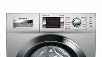 Lavasecadora Inox Bosch WVH2849XEP Lavado 10Kg Función Secado 6Kg 1400rpm Bajo Consumo - 4