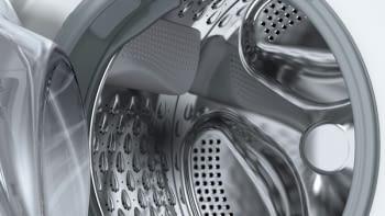 Lavasecadora Inox Bosch WVH2849XEP Lavado 10Kg Función Secado 6Kg 1400rpm Bajo Consumo - 5