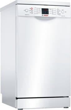 Lavavajillas Bosch SPS46IW07E Blanco de 45 cm para 9 servicios | Motor EcoSilence A++