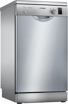 Lavavajillas Bosch SPS25CI05E Inox de 45 cm para 9 servicios | Motor EcoSilence Clase A+ | Serie 2