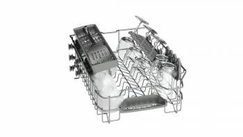 Lavavajillas Bosch SPS25CI05E Inox de 45 cm para 9 servicios | Motor EcoSilence Clase A+ | Serie 2 - 5