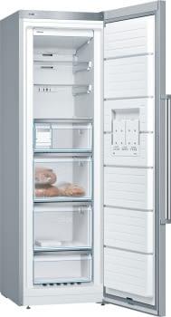 Congelador Bosch GSN36BI3P Inox Antihuellas 186 x 60 cm No Frost A++ | Serie 6 - 2