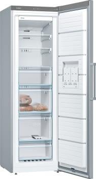 Congelador Vertical Bosch GSN36VI3P Acero Inoxidable Antihuellas 186 x 60 cm No Frost A++ | Serie 4 - 2