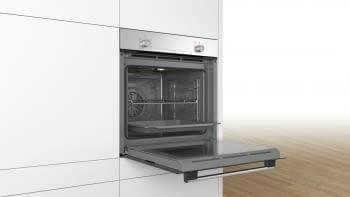 Horno Bosch HBA510BR0 Inoxidable de 60 cm | Calentamiento 3D Profesional | Clase A | Serie 2 |STOCK - 2